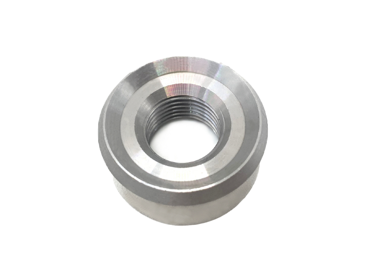 Round Projection Weld Boss