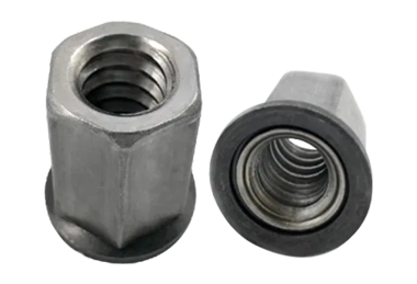 Long Hex Conical Washer Nut